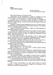 Prof. Aureliano de Mira Fernandes [1984]